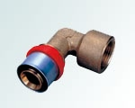 press fittings for pex-al-pex (multilayer pipe)